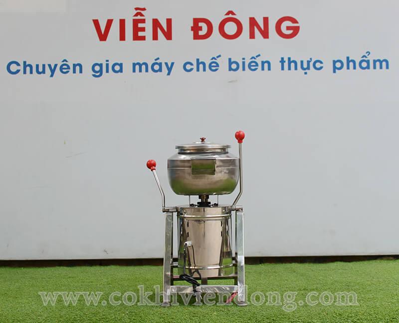 Máy xay giò chả mini 1kg VD2