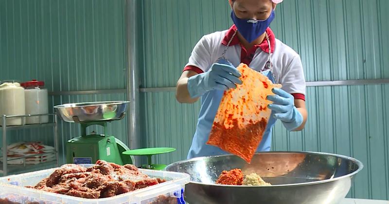 cách làm thịt bò khô
