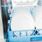 Máy rửa bát nhập khẩu Ozti OBK 1500 hoạt động như thế nào?