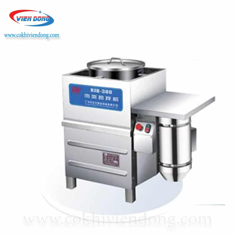 máy trộn thịt công nghiệp RJB 380