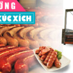 Cách chọn mua máy nướng xúc xích giá rẻ chất lượng cao