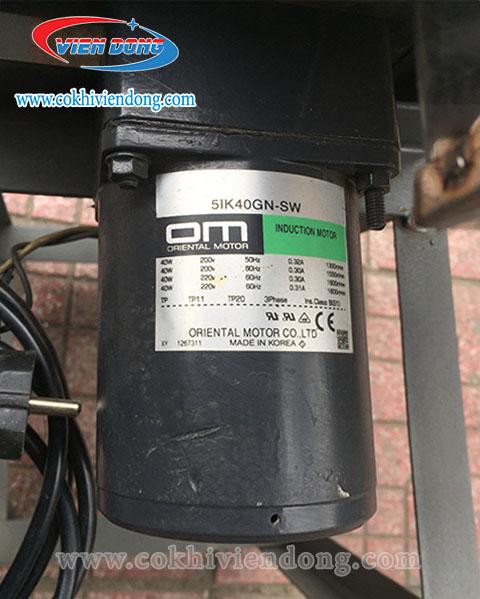 động cơ máy thái hành tỏi bằng điện