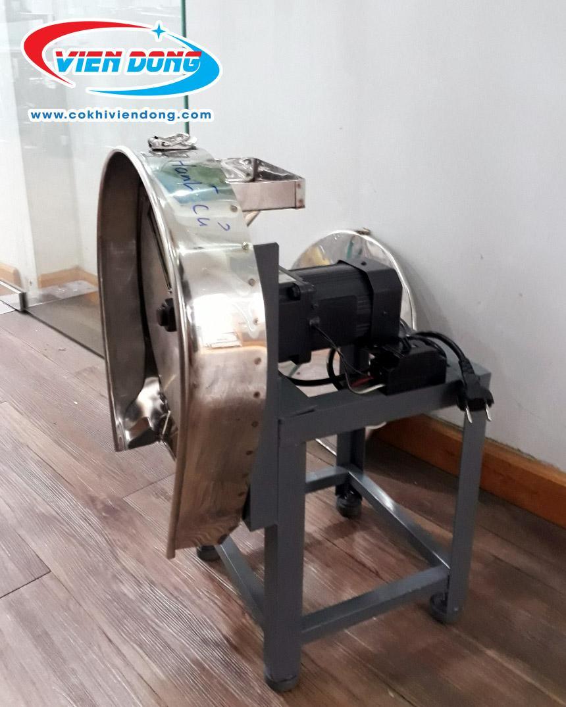 Máy thái hành tỏi bằng điện