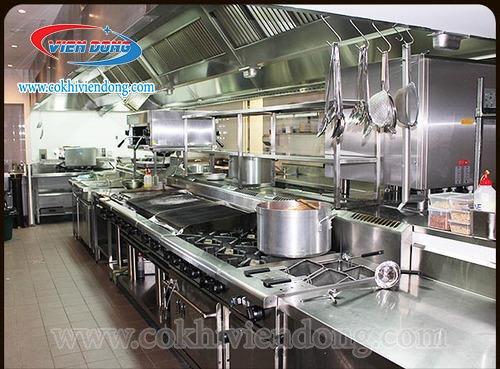 lò nướng thịt công nghiệp 5 họng