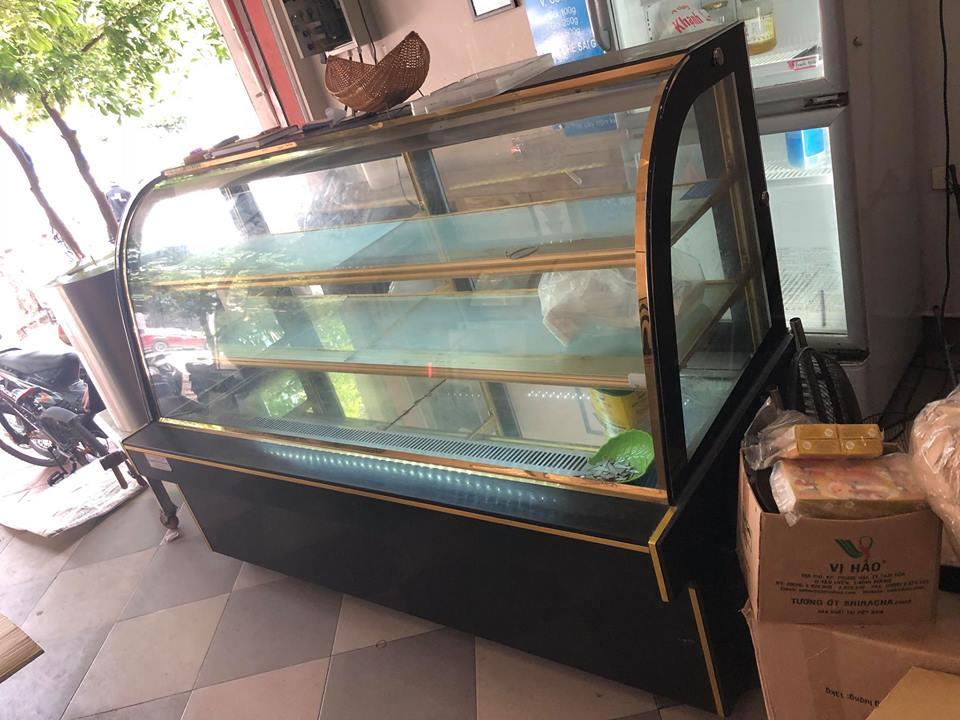 Thanh lý tủ trưng bày bánh kemThanh lý tủ trưng bày bánh kem