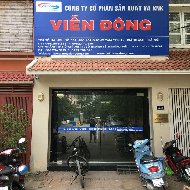 C.ty Viễn Đông Hà Nội