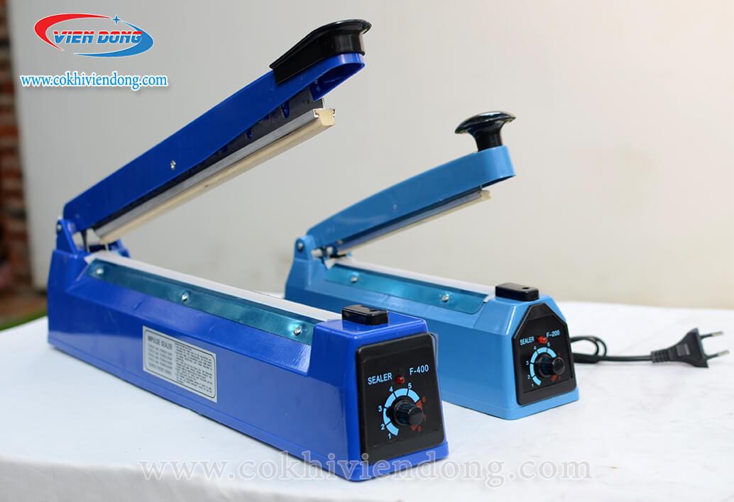 máy hàn miệng túi dập tay PFS 400 (2)
