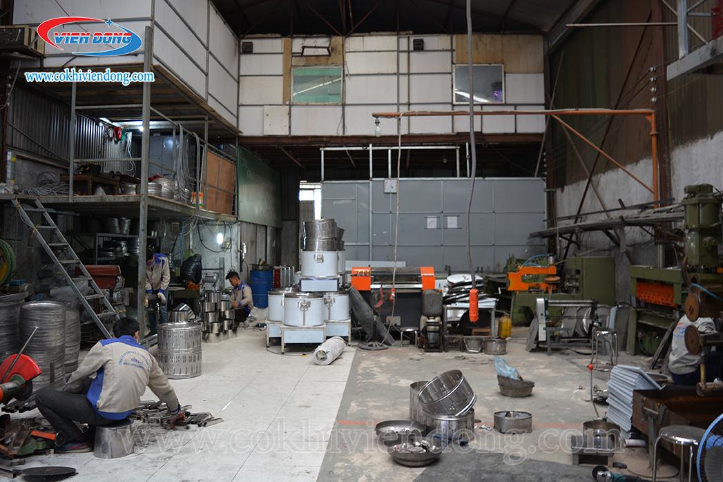 Xưởng sản xuất cơ khí Viễn Đông