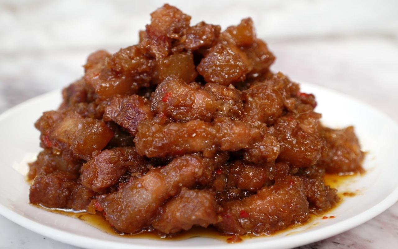 Món ngon cuối tuần từ thịt lợn