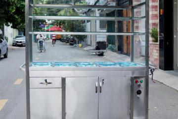 Giá tủ giữ nóng thức ăn
