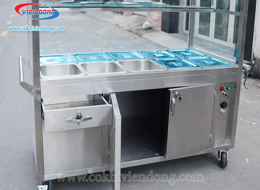 Tủ giữ nóng thức ăn TpHCM