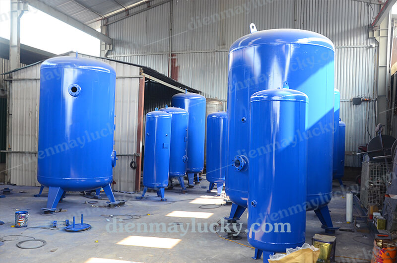 Thiết kế hệ thống khí nén