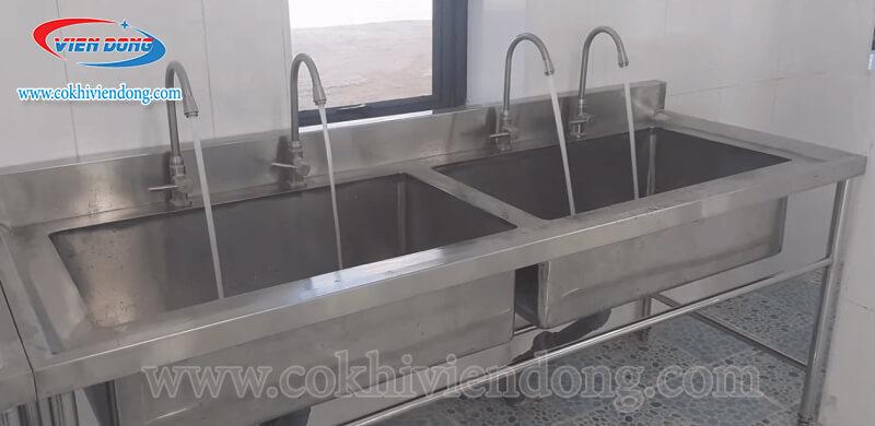 Cách mua bồn rửa công nghiệp